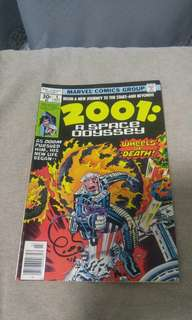 Bronze Age Marvel Comics 2001 Space Odyssey Kirby!