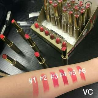 150 isa 650 For 24 Pcs  Stay Lipstick