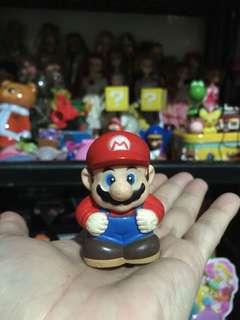 Chubby Mario Figure