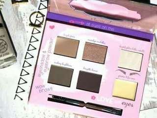 Essence Shape and Shadows Eye Contouring Palette