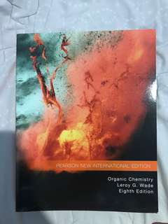 Organic Chemistry -Leroy G.Wade (Eight Edition)
