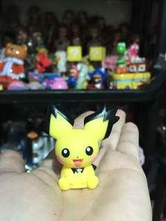 Pikaxhu Pokemon Figure