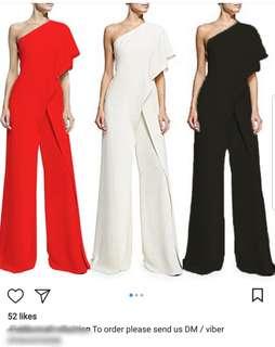 Brand New White Jumpsuit