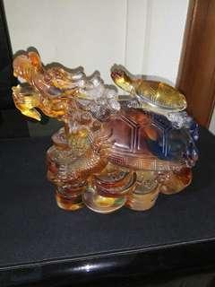 Liu li dragon tortoise 龙龟