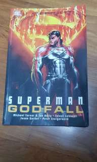 DC Comics Superman godfall