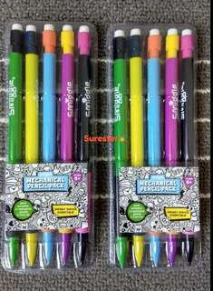 Smiggle Mechanical Pencil Pack