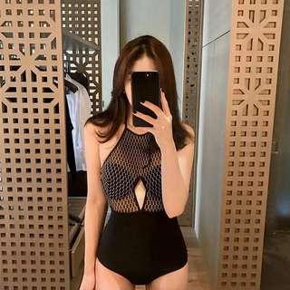 Sage Black Swimsuit (Follow our switsuit line: @bikinisuitsco)