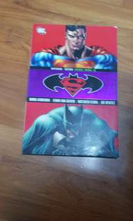 DC Comics Superman and Batman