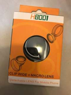 手機廣角鏡 魚眼鏡 全新
