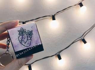 Customised self-inking name stamp (casing designs)