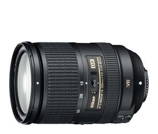 Looking for NIKON lens 18-300 AF-S DX f/3.5-5.6G ED VR