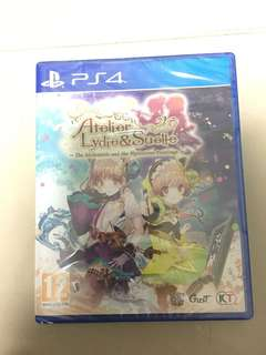 Atelier lydie & suelle PS4 game