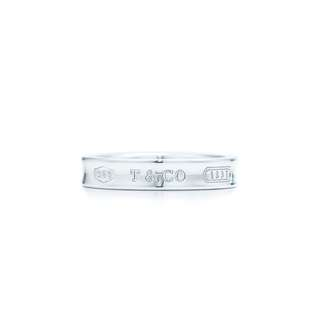 TIFFANY 1837™ Silver ring