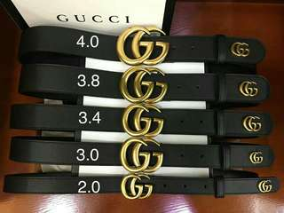 Gc belts