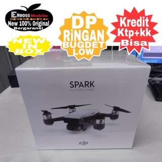 DJI Spark Fly More Combo Drone Resmi TAM-Cash/Kredit Ditoko Call/Wa 081905288895