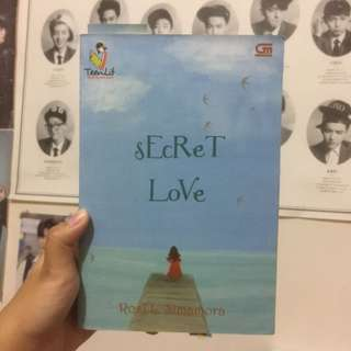 "novel ""secret love"""