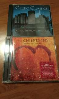 Celtic classics, the chieftains