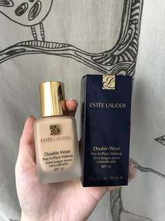 Estee Lauder Double Wear (1N2 Ecru)