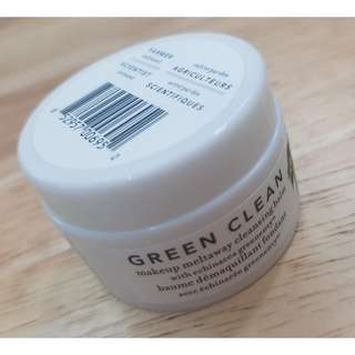 (Authentic!) Farmacy Green Clean Makeup Cleansing Balm