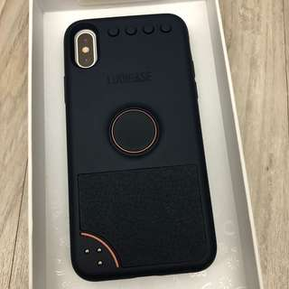 Logon iPhone x case