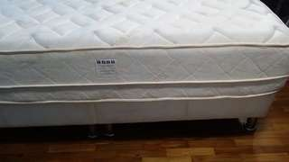 King koil King size bed for sale