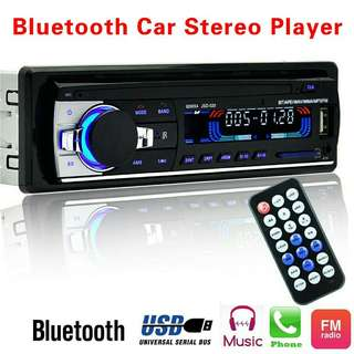 Car radio player