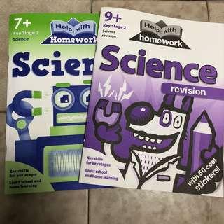 Fun Science book