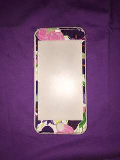 Iphone 6/6s 360 floral case