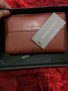 Dompet wallet cnk charles n keith preloved original