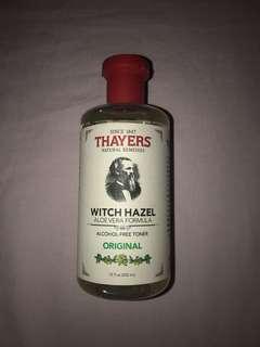 Thayers Alcohol-Free Original Witch Hazel Toner