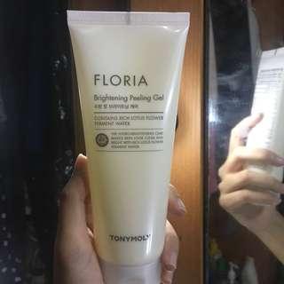 New❗️Tony Moly Floria Brightening Peeling Gel