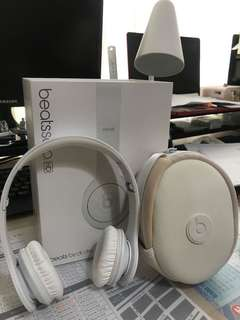 100% real beats solo hd 白色 by dr. dre