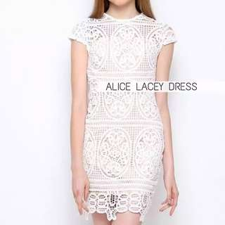 Alice Lacey Dress