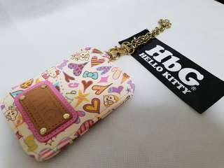 Hello Kitty HBG Card Ring Holder