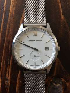 Genuine Larsson & Jennings Swiss Made Watch