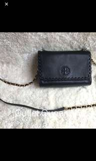 100%new Authentic Tory Burch chain bag TB 手袋