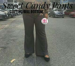 Candy Bell Bottom Pants