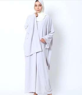 alina kaftan dress by jubilanto