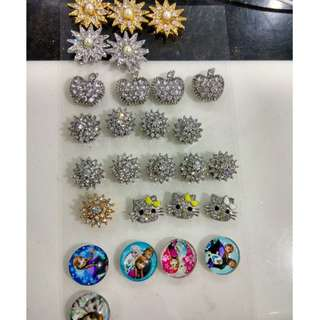 Korean Brooch, Small brooch, Big brooch, Juntai, DIY pin, Tudung Pin 6