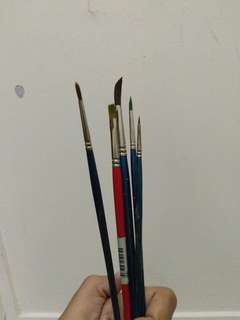 artpac nilon brush original