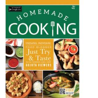 Ebook Home Cooking - Endang Indriani