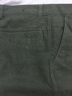 Preloved celana timberland cowok size 33