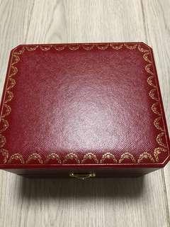 Cartier 錶盒