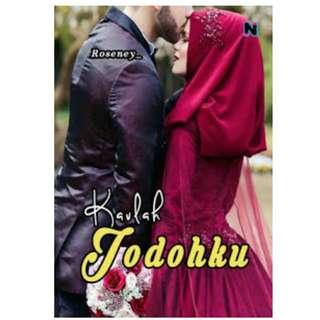 Ebook Kaulah Jodohku - Roseney_