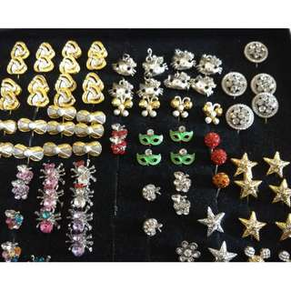 Korean Brooch, Small brooch, Big brooch, Juntai, DIY pin, Tudung Pin 8