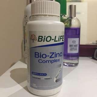 Bio-Life Bio Zinc + vit C