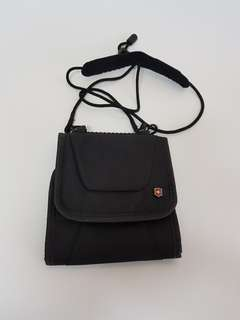 Victorinox Tri-fold Sling Wallet/Bag