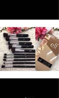 ELF 10 pc Brush Set