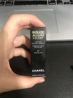 Chanel Rough Allure Velvet 57