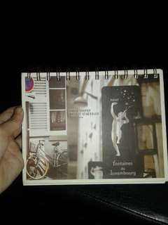 Personalized/customized planner